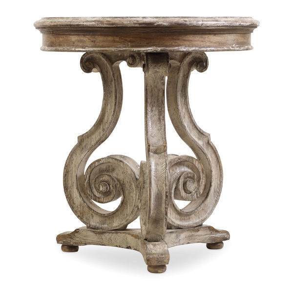 Picture of CHATELET SCROLL ACCENT TABLE