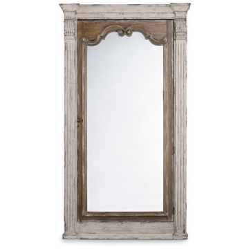 Picture of CHATELET FLOOR MIRROR W/JEWELR