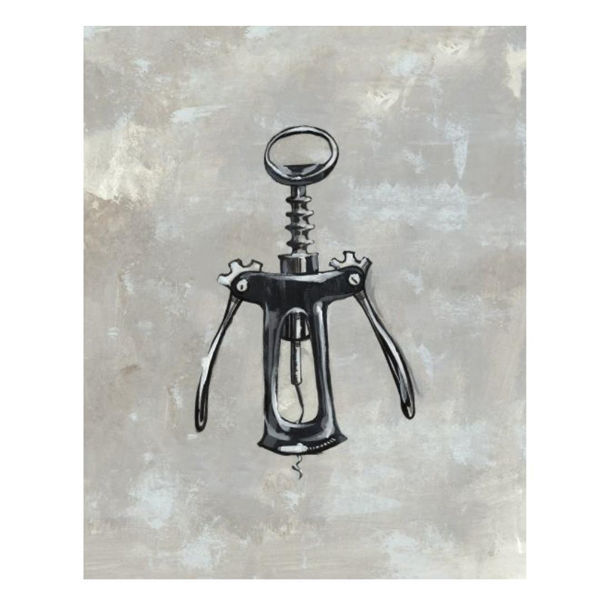 Picture of CORK SCREW I ART