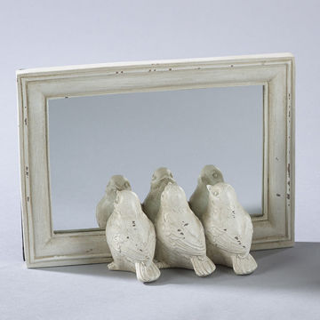 "Picture of BIRD MIRROR 4""X6"""