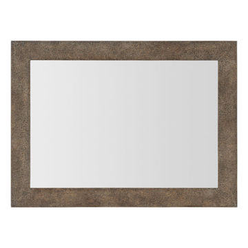 Picture of COSTA MESA LEATHER MIRROR