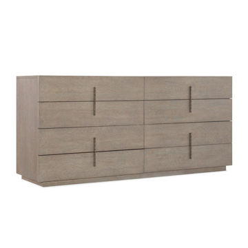 Picture of AUGUSTE 8 DRAWER DRESSER