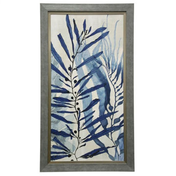 Picture of BLUE UNDERWATER FERN I