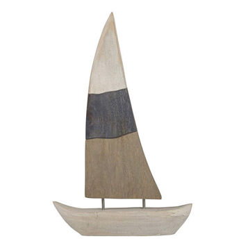 Picture of MANGO WOOD SAILBOAT