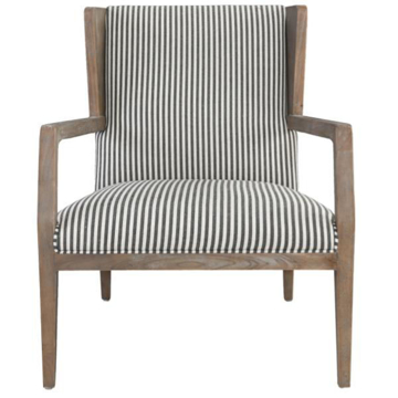 Picture of YORK ACCENT CHAIR STRIPED