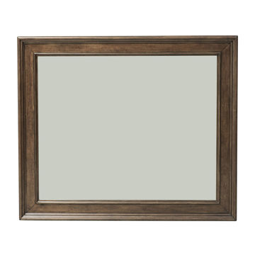 Picture of TUDOR LANDSCAPE MIRROR