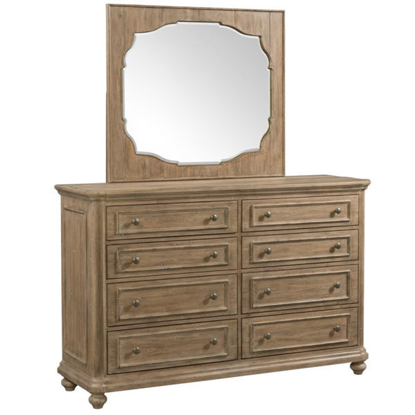 Picture of MADISON LANDSCAPE MIRROR