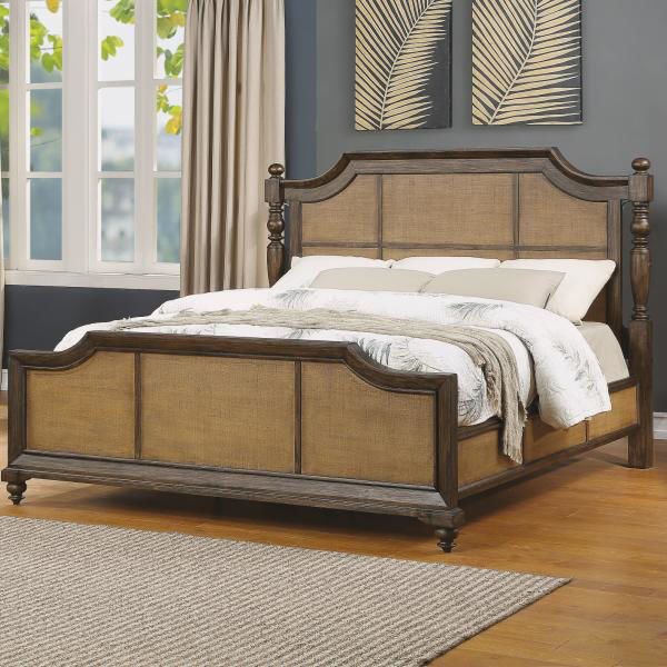 Picture of WAKEFIELD KING POSTER BED