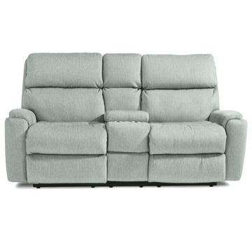 Picture of RIO POWER LOVESEAT W/CONSOLE AND POWER HEADREST