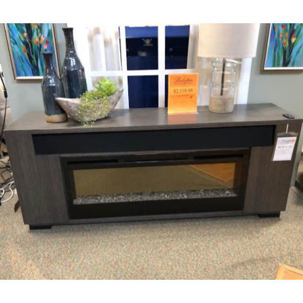 Picture of HALEY GRY FIREPLACE ASIS KIT