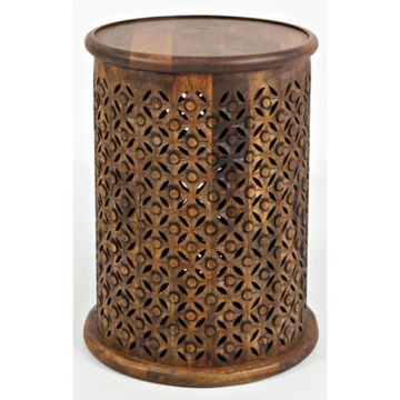 Picture of Global Archive Mango Side Table