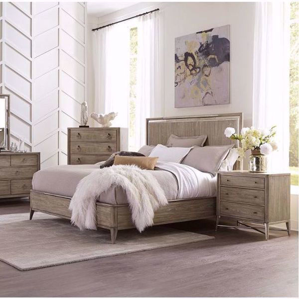 Picture of SOPHIE PANEL BED