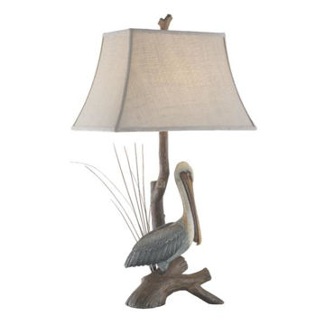 Picture of PELICAN TABLE LAMP