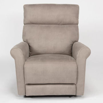 Picture of Owen Contemporary Power Recliner with Power Headrest