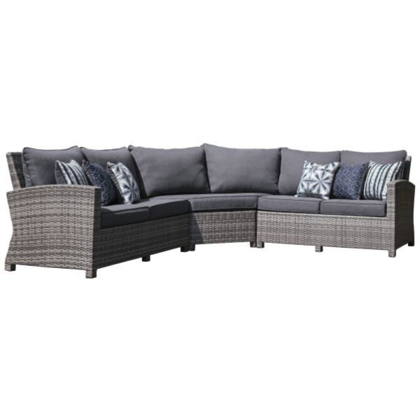 Picture of ANNA MARIA 3PC PATIO SECTIONAL