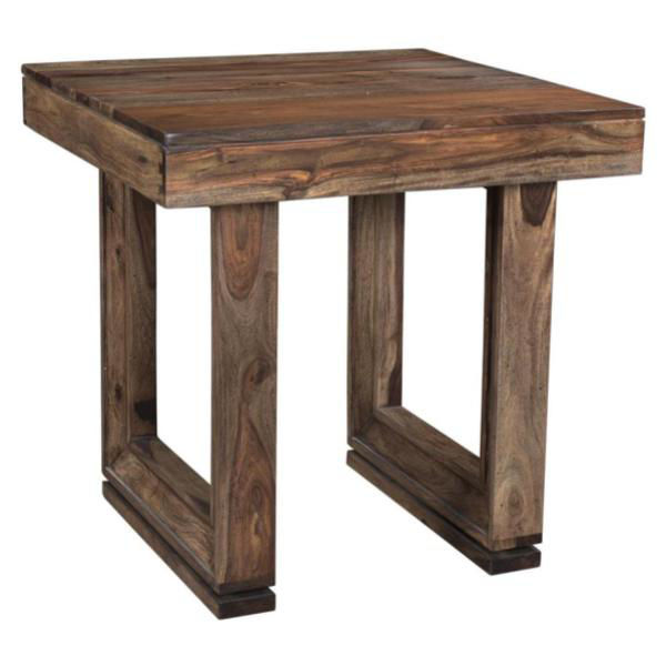 Picture of BROWNSTONE END TABLE
