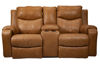 Picture of Marvel Loveseat with Console and Power Headrest