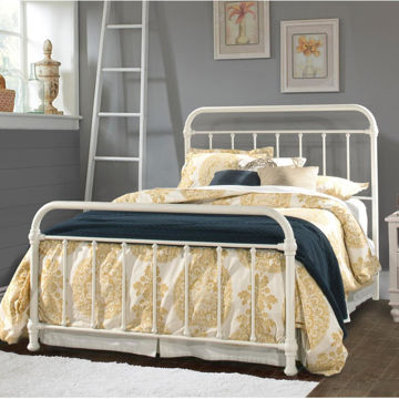 Picture of KIRKLAND QUEEN METAL BED