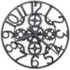 Picture of IRON WORKS WALL CLOCK