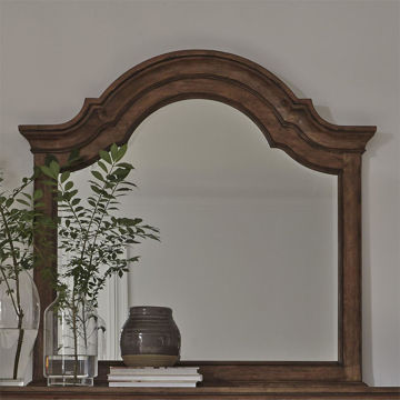 Picture of NOVA ARCHED MIRROR