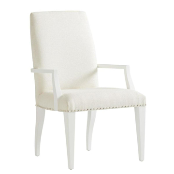 Picture of DARIEN UPHOLSTERED ARM CHAIR (221811)