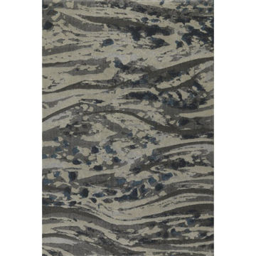 """Picture of UPTON2 PEWTER 5'3""""X7'7"""" RUG"""