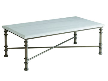 Picture of FLAGLER MARBLE COCKTAIL TABLE
