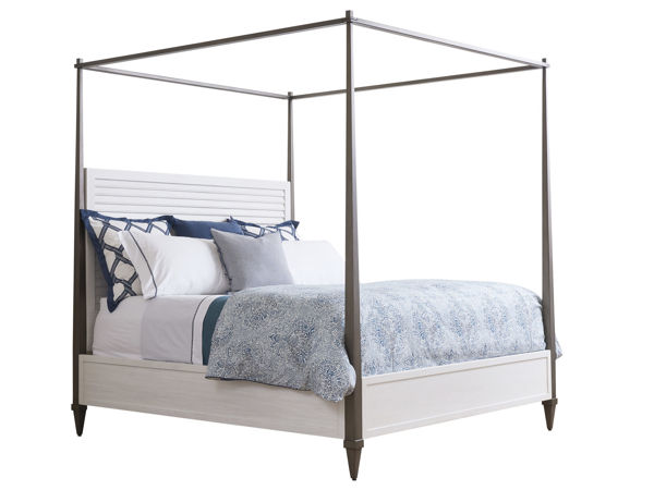 Picture of CORAL GABLES QUEEN POSTER BED