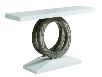 Picture of WAYFARER MARBLE TOP CONSOLE