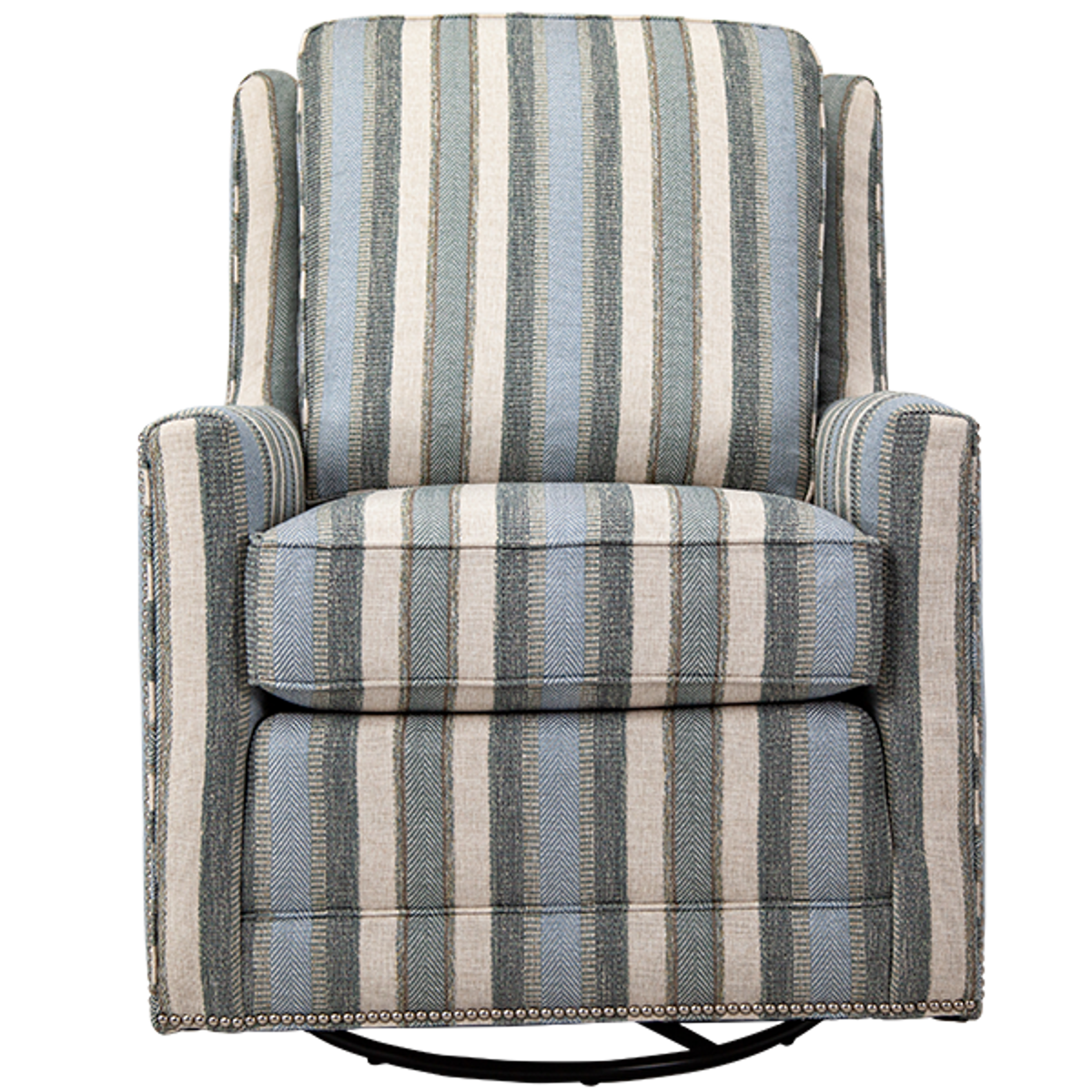 Picture of TERRY SWIVEL GLIDER CHAIR