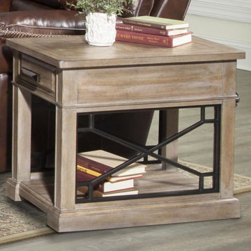 Picture of SUNDANCE CHAIRSIDE TABLE SANDSTONE