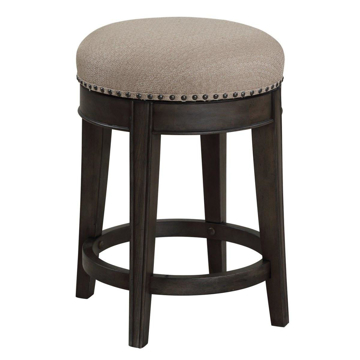Picture of SUNDANCE SWIVEL STOOL SMOKEY