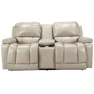 Picture of GREYSON LOVESEAT W/CONSOLE AND POWER HEADREST