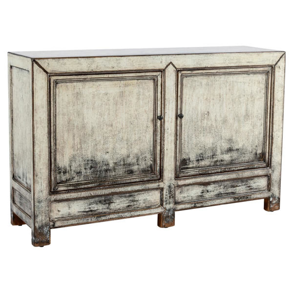 Picture of OTSEGO 2 DR SIDEBOARD IN CREAM