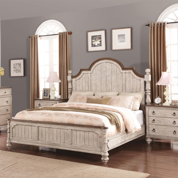 Picture of Plymouth Poster Bed by Flexsteel