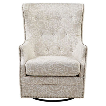 Picture of ELLA SWIVEL GLIDER CHAIR
