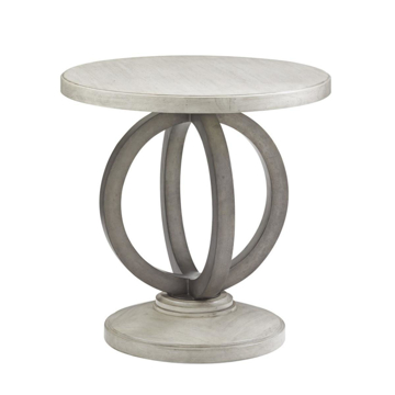 Picture of HEWLETT ROUND SIDE TABLE