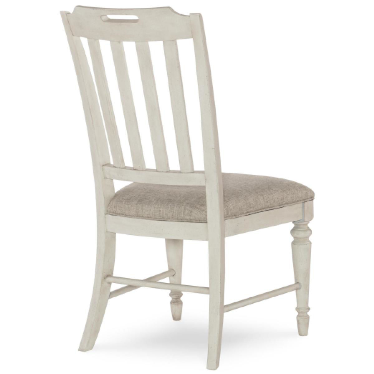 Picture of BROOKHAVEN SLAT BACK SIDECHAIR