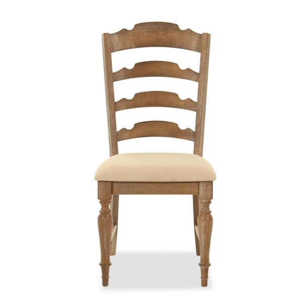Picture of AUGUSTA LADDER BACK SIDE CHAIR