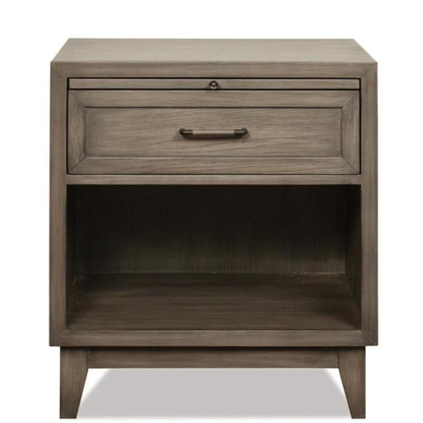 Picture of VOGUE 1 DRAWER NIGHTSTAND