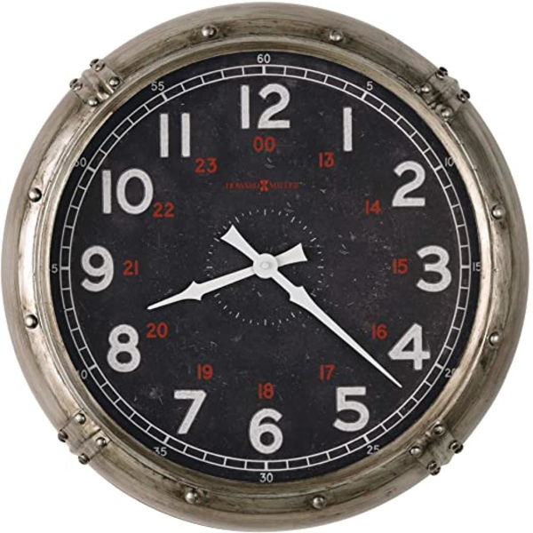 Picture of RIGGS GALLERY WALL CLOCK