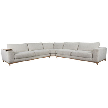 Picture of DONOVAN SECTIONAL IN SAND