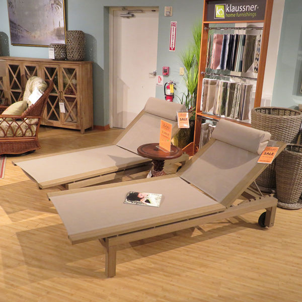 Picture of DELRAY 2PC SLING CHAISE ASIS