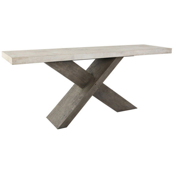 Picture of DURANT CONSOLE TABLE