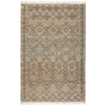 Picture of ACCONA NATURAL/SAGE 8X10 RUG