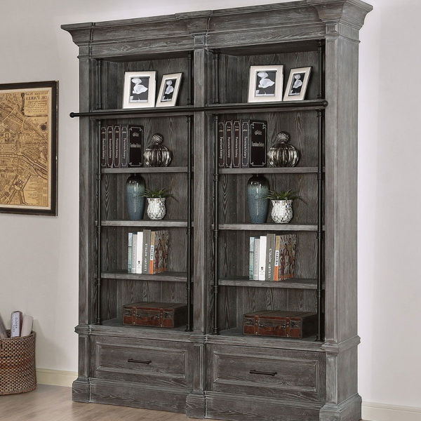 Picture of GRAMERCY PARK 2PC BOOKCASE