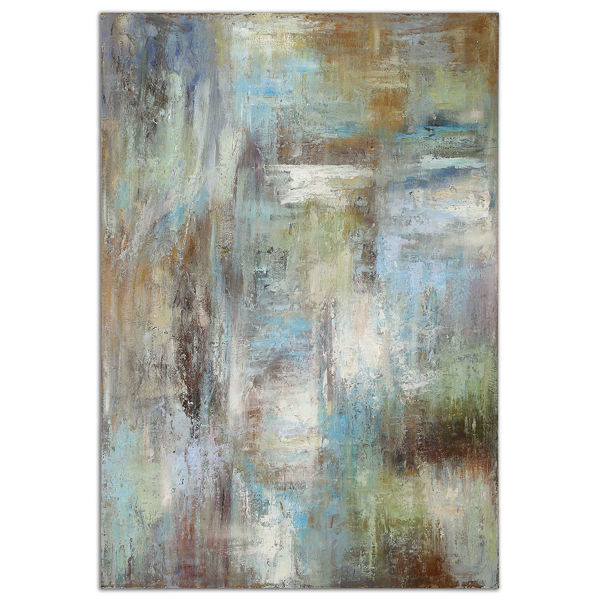 Picture of DEWDROPS OVERSIZED PRINT
