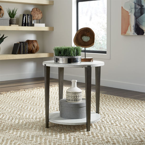 Picture of BOFFO END TABLE