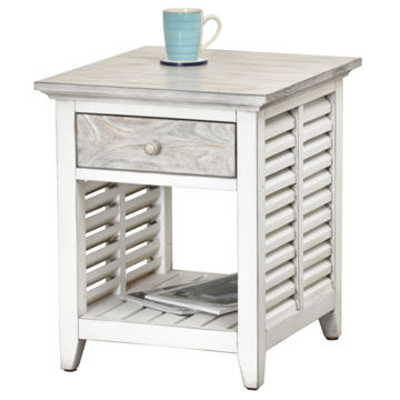 Picture of ISLAMORADA END TABLE