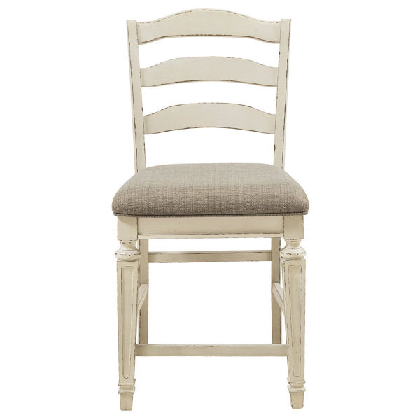 Picture of ROSLYN LADDER BK COUNTER STOOL